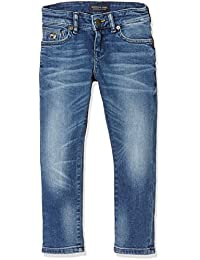 Scotch & Soda Shrunk Strummer-Meeting Point, Jeans Garçon