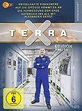 Terra X - Edition Vol. 13 Rätselhafte Phänomene - Auf die Größe kommt es an - Die Vermessung der Erde - Aufbruch ins All mit Alexander Gerst (3 DVDs)