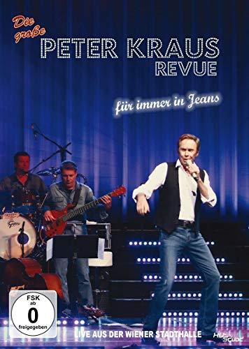 Die große Peter Kraus Revue - Für immer in Jeans - Live aus der Wiener Stadthalle (Mädchen Lee Jeans)