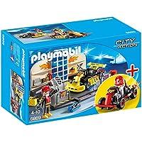 Playmobil StarterSet Taller Karts (6869)