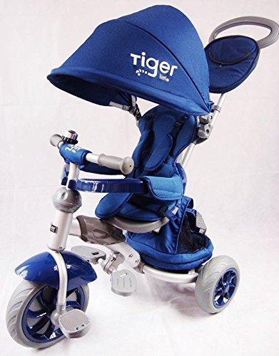 Petit Tigre Modi Trike Bleu jyVdS