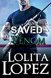 Saved by Venom (Grabbed Book 3) (English Edition)