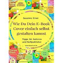 Wie Du Dein E-Book Cover einfach selbst gestalte kannst