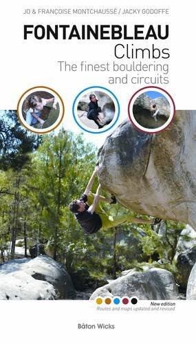 Fontainebleau Climbs por Jo Montchausse