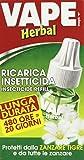 Vape - Herbal, Ricarica Insetticida, 36 ml