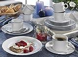 Friesland Jeverland Kleine Brise Kaffee-Set 18 tlg. Kaffeeservice