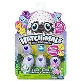 Hatchimals Colleggtibles 4 pack + Bonus Character