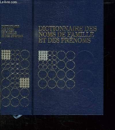 Dictionnaire des noms de famille et des prénoms par ARBULEAU Jean LAGNEAU Philippe