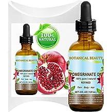 Granada aceite. 100% puro/Natural/Sin Diluir/Carrier refinado prensado en frío aceite. Para la piel, cabello, cuerpo, labios y uñas cuidado.