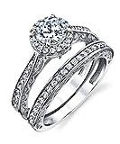 Best Metal Masters Wedding Rings - Metal Masters Co. Sterling Silver 925 Engagement Rings Review