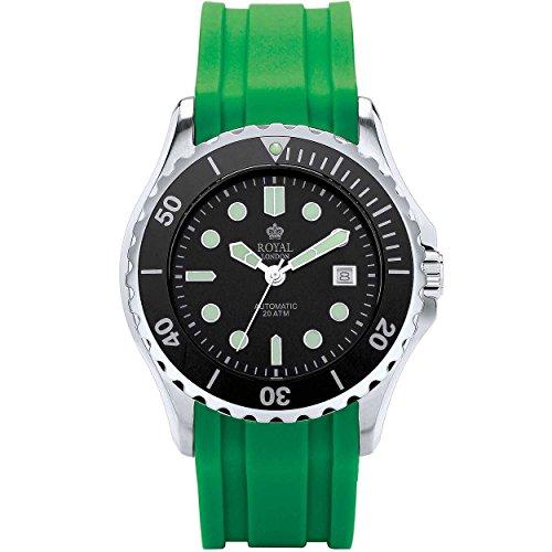Royal London Hombre Reloj de pulsera Sport 41181–02automático