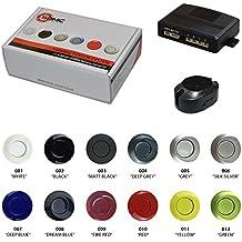 Sonic Audio, kit per sensore di parcheggio e retromarcia modello VS-4, con buzzer acustico