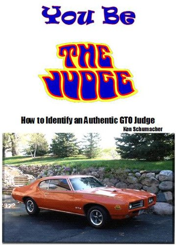 you-be-the-judge-how-to-identify-an-authentic-gto-judge-english-edition