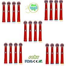 Sohv® cabezales de repuesto para cepillo eléctrico e10b1ef63577