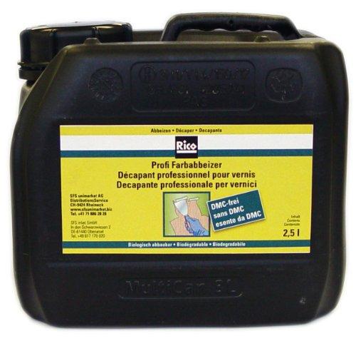 RICO Profi Farbabbeizer DMC-frei 2,5 L, 526644