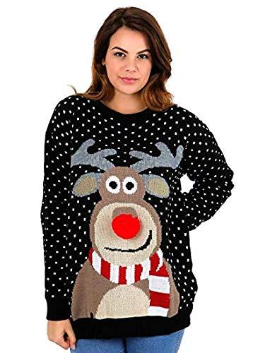 71c278551db9b ▷ ▷ La mayor variedad de jerséis navideños para hombre