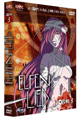 Elfen Lied - Vol. 3/4