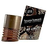 Bruno Banani No Limits Man Eau de Toilette Natural Spray, 1er Pack (1 x 30 ml)
