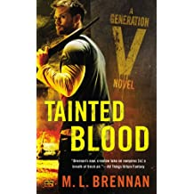 Tainted Blood (Generation V Book 3)