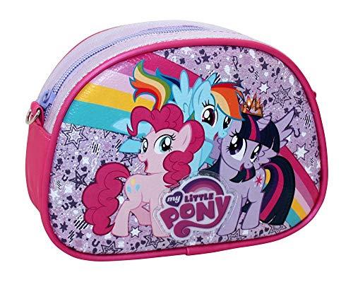 (Kinder Handtasche My Little Pony Umhängetasche Schultertasche Schminktasche)
