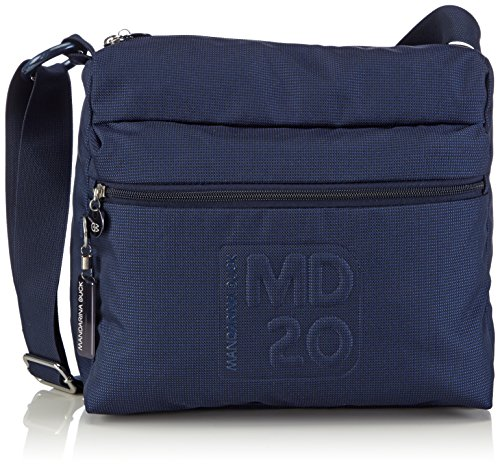 mandarina-duck-womens-md20-tracolla-dress-blue-cross-body-bags-14216tt4-blue-blue-15x30x36-cm-b-x-h-