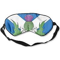 Scotland Thistle Symbol 99% Eyeshade Blinders Sleeping Eye Patch Eye Mask Blindfold For Travel Insomnia Meditation preisvergleich bei billige-tabletten.eu