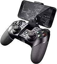 Mobile Game Controller, Gamepad Safenhood Bluetooth Mobile Phone Joystick Multimedia Game Controller Compatibl