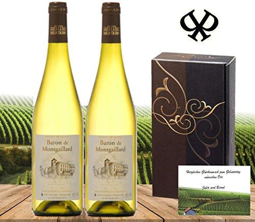 100-Frankreich-Das-Weisswein-geschenk-fr-besondere-AnlsseBaron-Montgaillard-Blanc-in-2er-Prsent-verpackung-Die-Alternative-zu-Sauvignon-Blanc-Chardonnay-Riesling-Weingeschenk-zum-Geburtstag