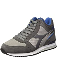 Diadora Zapatillas K-Run L Jr Gris EU 35 (2.5 UK)