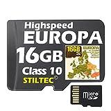 Topo Europa für Garmin Astro 220 320 Karte Hundeortung HIGHSPEED