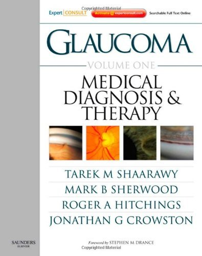 Glaucoma: Expert Consult Premium Edition - Enhanced Online Features, Print, and DVD, 2-Volume Set, 1e by Tarek M. Shaarawy MD MSc (2009-05-13)