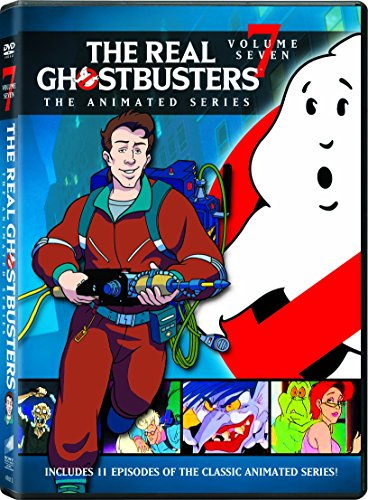 The Real Ghostbusters Volume 7