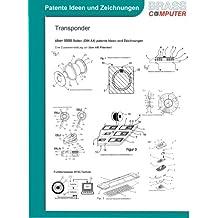 Transponder, über 5000 Seiten (DIN A4) patente Ideen und Zeichnungen