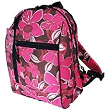 New Floral Backpack Rucksack Bag - Holiday/School Ladies, Girls, Mens, Boys