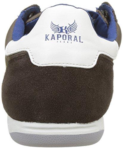 Kaporal Kalpes, Sneaker Alte Uomo Marrone (caffè)