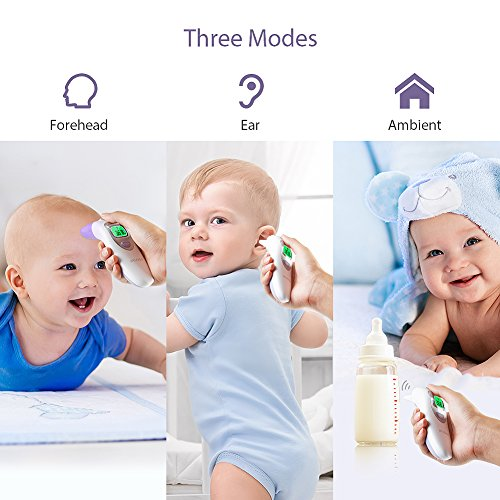 Hylogy 4 in 1 Fieberthermometer - 9