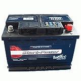 PROFISTART - Batterie 12 Volt 56638 66Ah 510A gef. + gel.
