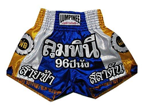 Lumpinee lum-001 Muay Thai, Kick Hose fürs, K1, Thaiboxen, MMA, 1, Kick Boxen, Boxhandschuhe für Herren