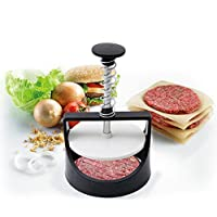 VWH Burger Press Non Stick Hamburger Maker Patty Mold For BBQ Grill Omelets