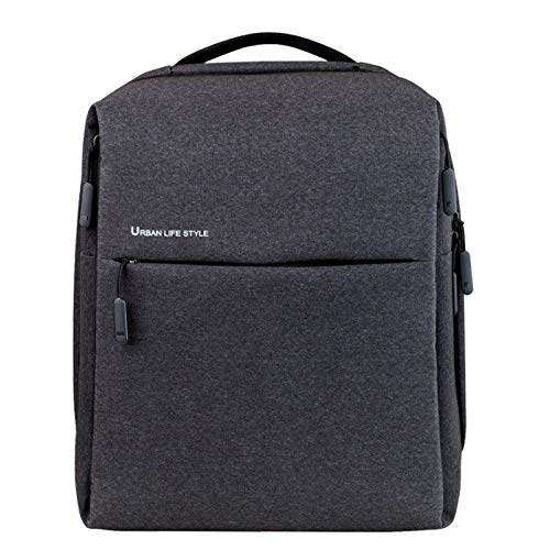 Xiaomi Mi City Backpack ZJB4067GL, Zaino Casual, 39 cm, 3 liters, Grigio