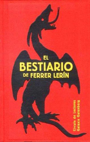 El bestiario de Ferrer Lerín (Ilustrados)