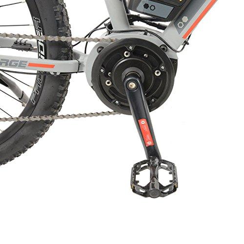 "51kD7qNTZIL. SS500  - Surge Mens 27.5"" Wheel Mid Drive Electric Mountain Bike, 8 Speed shimano Acera Gears"