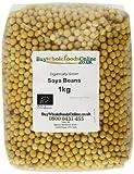 Buy Whole Foods Organic Soya Beans 1 Kg