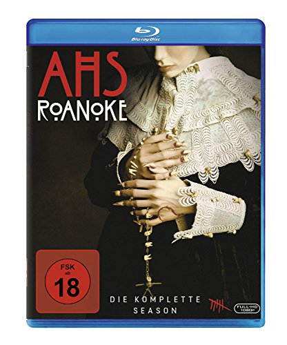 American Horror Story - Season 6 - Roanoke [Blu-ray]