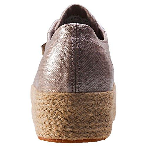 Superga 2790 Linrbrropew, Sneakers basses mixte adulte Beige (beige)