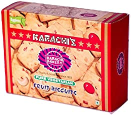 Karachi Bakery Fruit Biscuits Festival Gift Pack, 800g