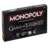 Image for board game Monopoly: Game of Thrones Collector's Edition Board Game