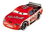 Disney Pixar Cars No Stall # 123 (Piston Cup Series, # 14 of 16) - Voiture Miniature Echelle 1:55