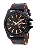 Xemex Black Round Dial Analog Watch For ...