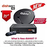 Dish TV HD+ Connection With One Month Free Subscription